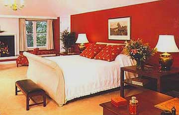 Guest Suite at Litchfield Plantation